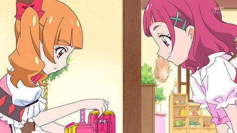 【HUGっと!プリキュア】第22話「ふたりの愛の歌!届け!ツインラブギター!」04