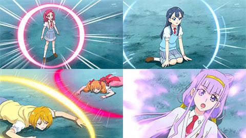 【HUGっと!プリキュア】第23話「最大のピンチ!プレジデント・クライあらわる!」13