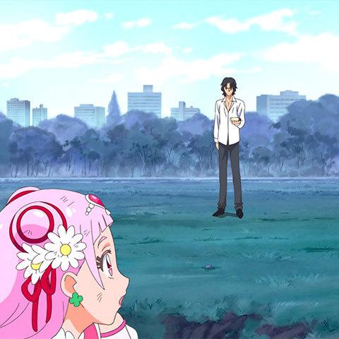 【HUGっと!プリキュア】第23話「最大のピンチ!プレジデント・クライあらわる!」12