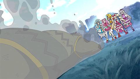【HUGっと!プリキュア】第23話「最大のピンチ!プレジデント・クライあらわる!」08