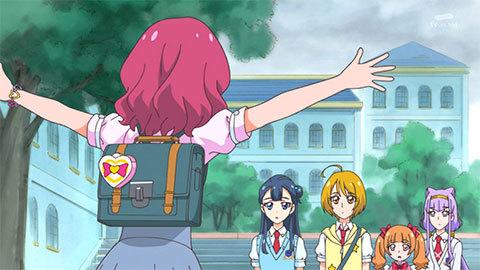 【HUGっと!プリキュア】第23話「最大のピンチ!プレジデント・クライあらわる!」05