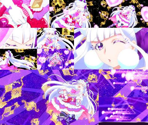 【HUGっと!プリキュア】第24話「元気スプラッシュ!魅惑のナイトプール!」19