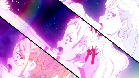 【HUGっと!プリキュア】第24話「元気スプラッシュ!魅惑のナイトプール!」17