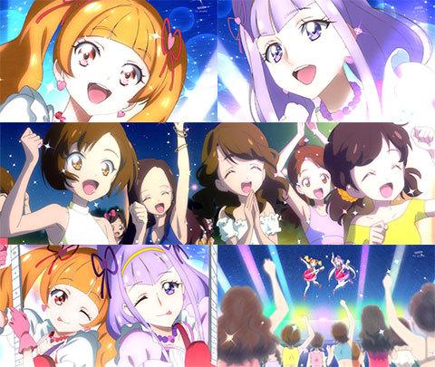 【HUGっと!プリキュア】第24話「元気スプラッシュ!魅惑のナイトプール!」16