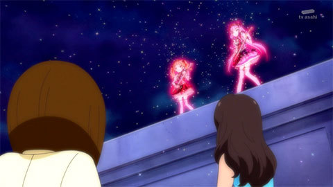 【HUGっと!プリキュア】第24話「元気スプラッシュ!魅惑のナイトプール!」15