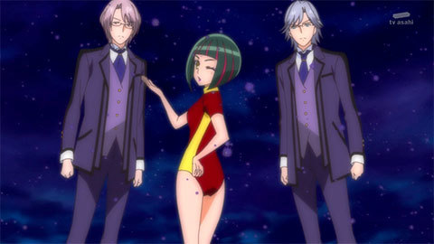 【HUGっと!プリキュア】第24話「元気スプラッシュ!魅惑のナイトプール!」14