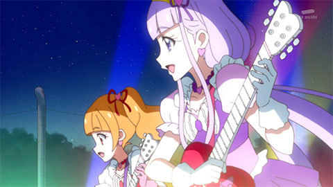 【HUGっと!プリキュア】第24話「元気スプラッシュ!魅惑のナイトプール!」13