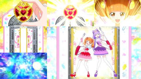 【HUGっと!プリキュア】第24話「元気スプラッシュ!魅惑のナイトプール!」12