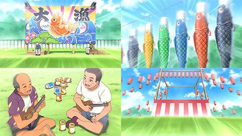 【HUGっと!プリキュア】第24話「元気スプラッシュ!魅惑のナイトプール!」02