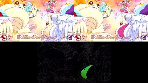【HUGっと!プリキュア】OP比較[第23話・第24話]02