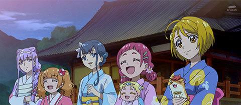 【HUGっと!プリキュア】第25話「夏祭りと花火とハリーのヒミツ」20