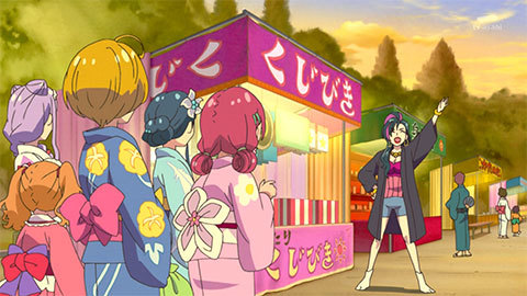 【HUGっと!プリキュア】第25話「夏祭りと花火とハリーのヒミツ」04