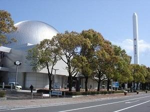 宮崎科学技術館-外観