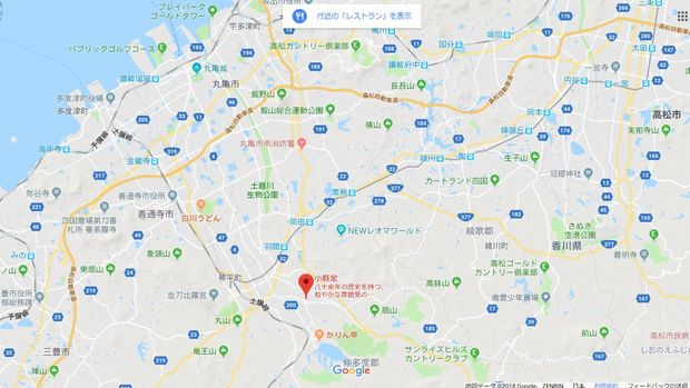 MAP(小懸家)
