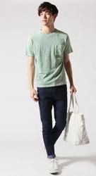 2018夏 大人の男性コーディネート 30代 40代ファッション1