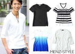 2018夏 メンズプリントTシャツ おすすめ 人気