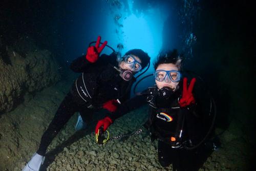 青の洞窟 名護