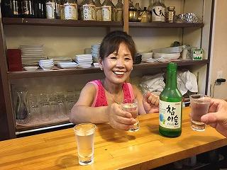 s-韓国料理店ママさん