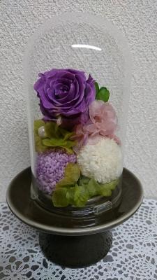 ブリザーブド仏花