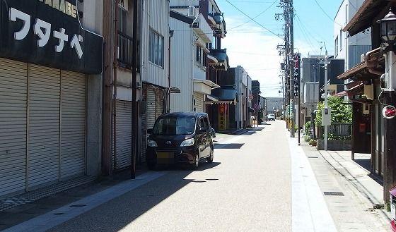 180613桑名・旧東海道・京町見附近く