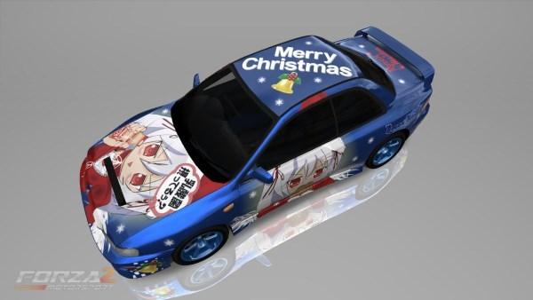 銀様クリスマス