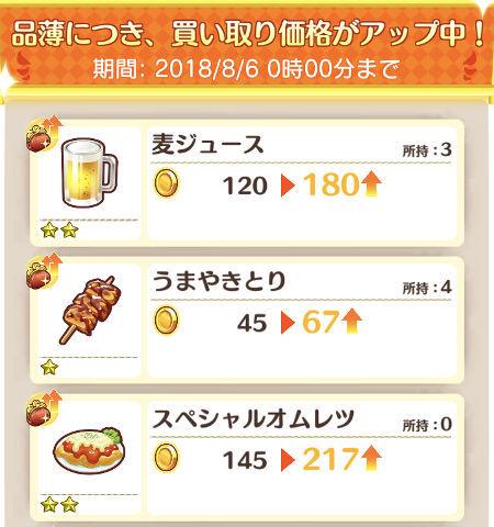 料理は買取が安い02