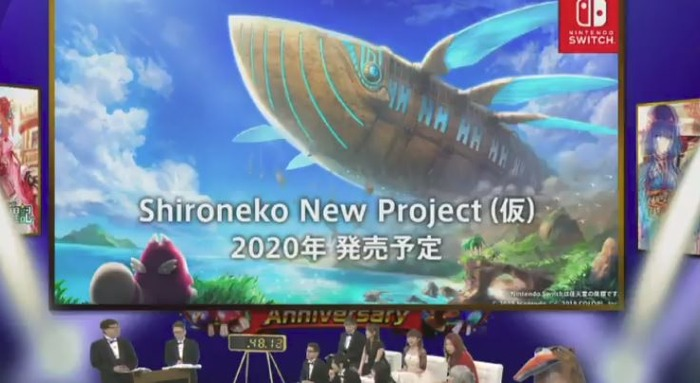 『白猫プロジェクト』ニンテンドースイッチ版が開発決定!!裁判沙汰のコロプラと任天堂がまさかの和解