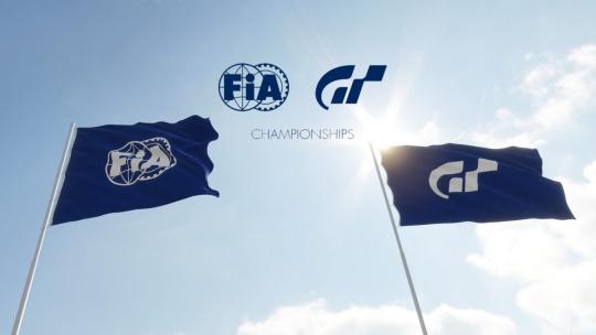 GTスポーツのFIA選手権