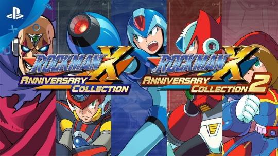 『ロックマンX アニバーサリー コレクション 2』