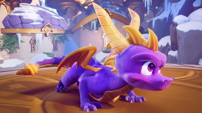 スパイロのリマスター『Spyro Reignited Trilogy』