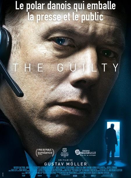 デンマーク映画『The Guilty』