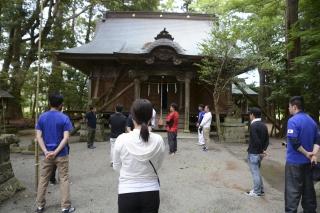 4初發神社