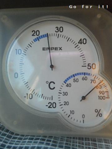 気温計 180720