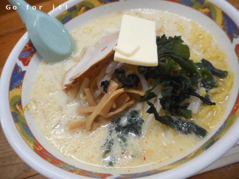 味噌カレー牛乳ラーメン 180725