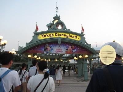 東京ディズニ-ランド