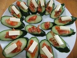 きゅうりキムチーズ