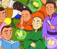 タイトルは近藤房之助&Quncho「夢を継ぐ人」より拝借。日本テレビ系「年末時代劇スペシャル」第8作「風林火山」主題歌。