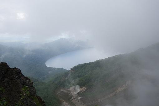 霧よ、上がって~