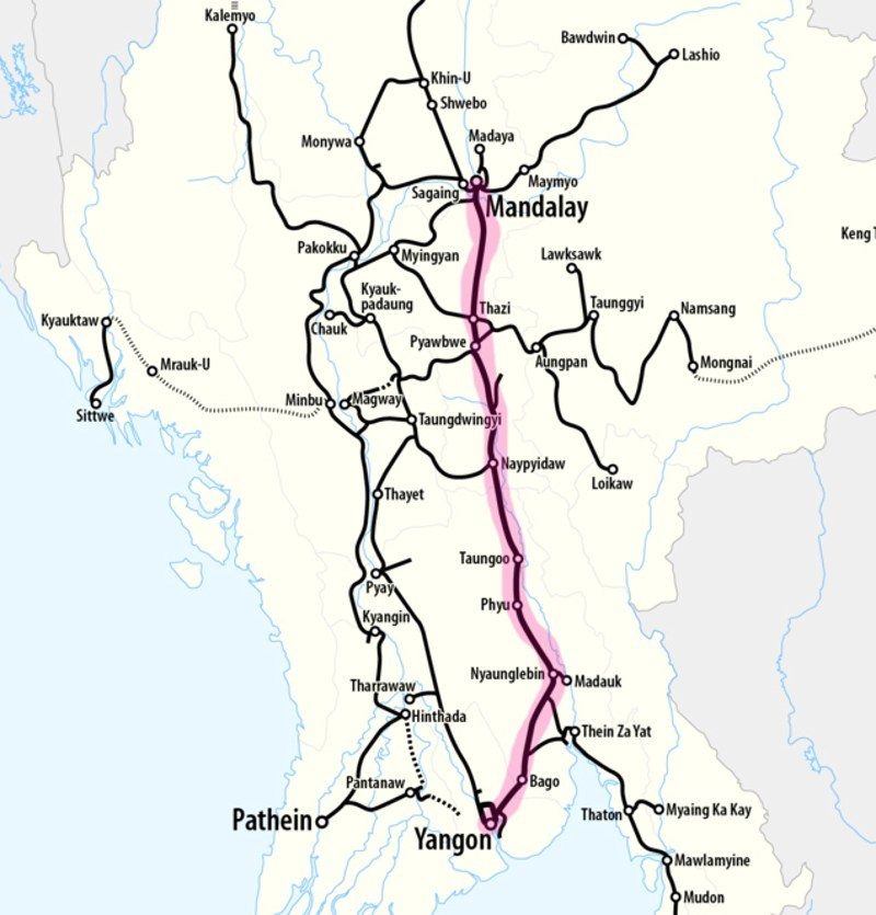 800px-Railway_map_of_Myanmarマンダレー急行800p