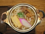 松山名物鍋焼きうどんつるちゃん風@伊予の手造りうどん名代つるちゃん本店