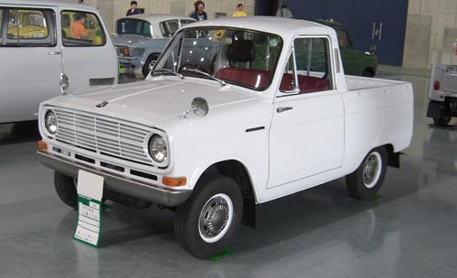 三菱ミニカトラック
