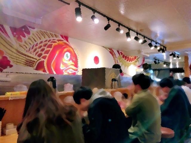 真鯛らーめん 麺魚 (10)