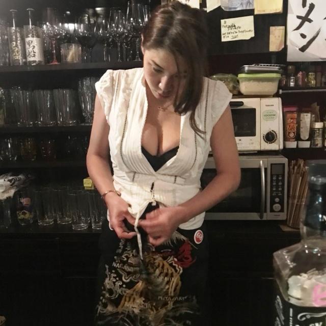 ラーメンBAR スナック、居酒屋。 (18)