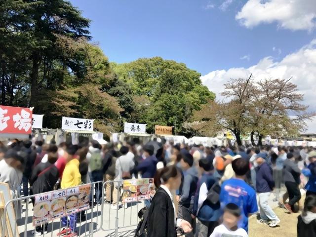 最強ラーメン祭in小山 第1陣 (2)