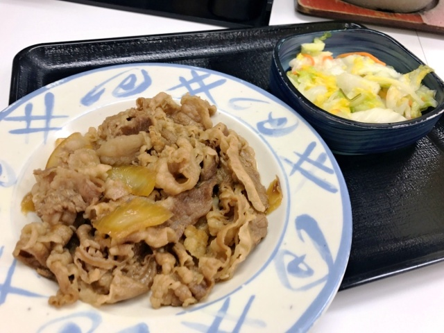 吉野家 竹の塚駅前店 (6)