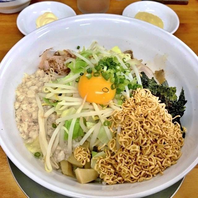 栃木中華そば B麺 神志 (6)