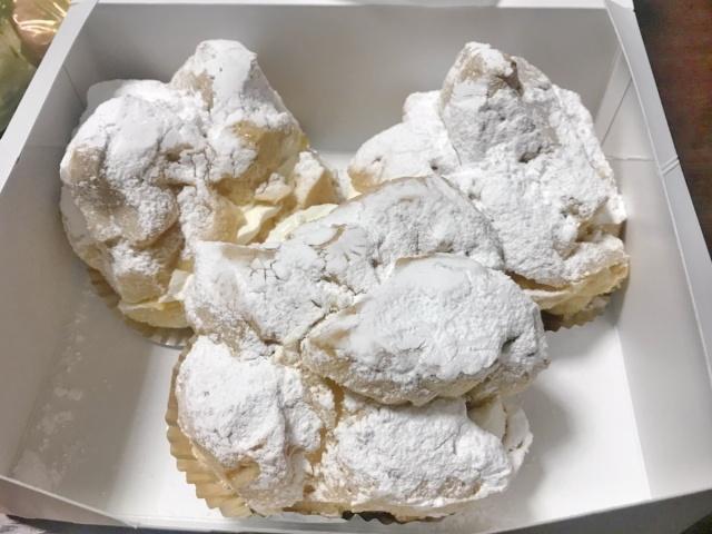 ジャンボシュークリーム (1)