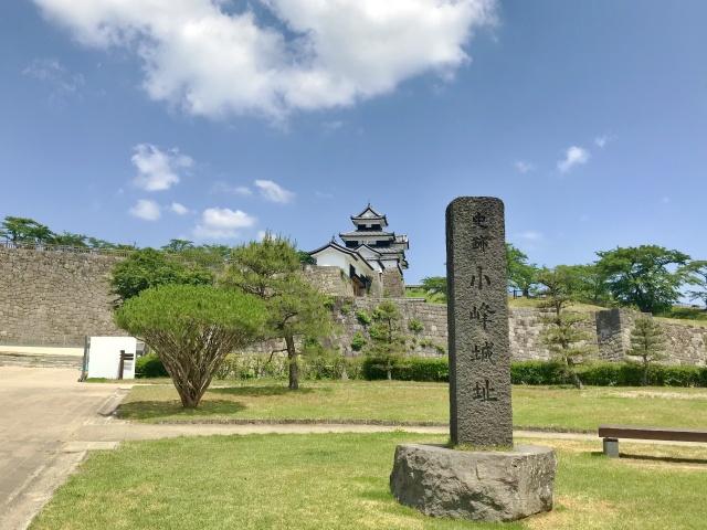 白河小峰城 (1)