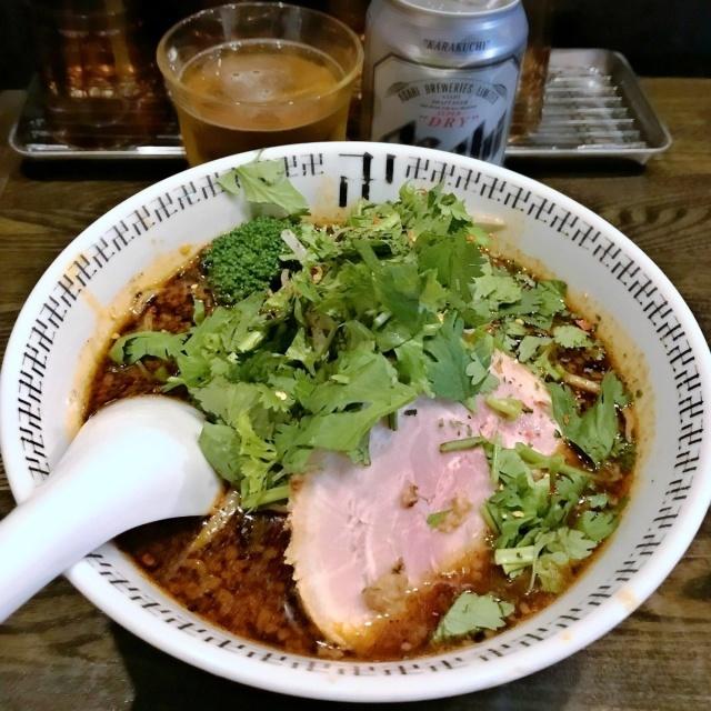 スパイス・ラー麺 卍力 (12)