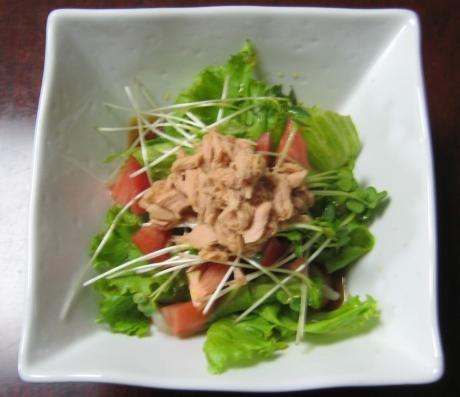 サラダ饂飩a